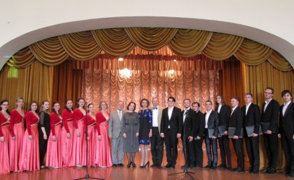 Choral Conference in the town of Balzak
