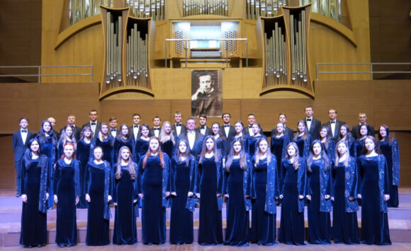 Academic choir of students  Kharkiv State Academy of Culture