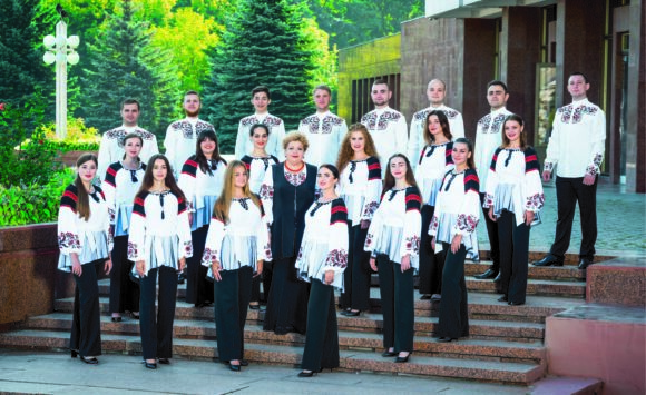 "Podolsk Chamber Choir ""Leontovych-Chapel"""