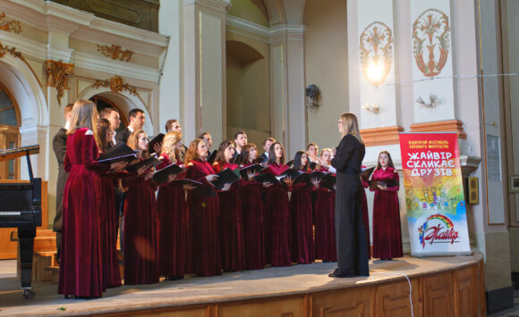 «Molodizhnyi kamernyi khor» (Youth Chamber Choir)
