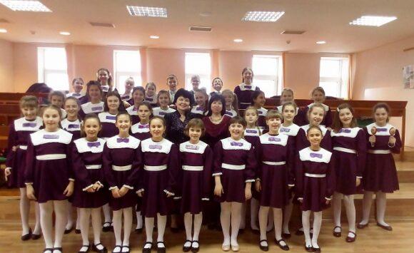 """Children's Choir """"Sounds of Music"""""""