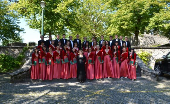 ANIMA Student Academic Choir of Kyiv National University of Culture and Arts