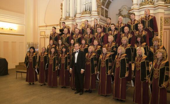 "Honored choir of Ukraine ""Boyan"" named after Yevhen Vakhniak"